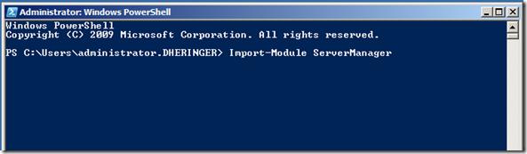Import-ServerManager